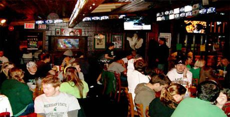 Dublin Square Irish Pub Lansing Bars Com Lansing